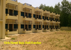 Girls Hostel Baju Hedi Roorkee