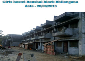 Girls Hostel Raushal